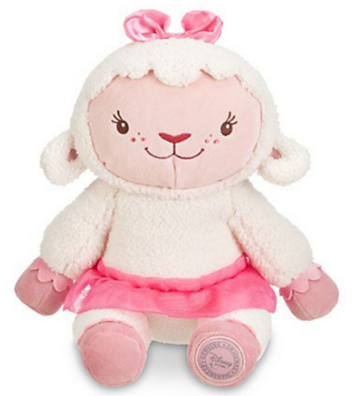 Disney Lambie Plush - 11'' - Doc McStuffins Just $14.23 Down From $35!