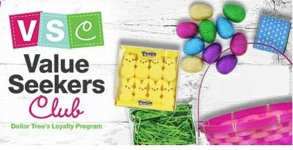 FREE Dollar Tree Club Offers Frugal Craft, Recipe, & Party Ideas!