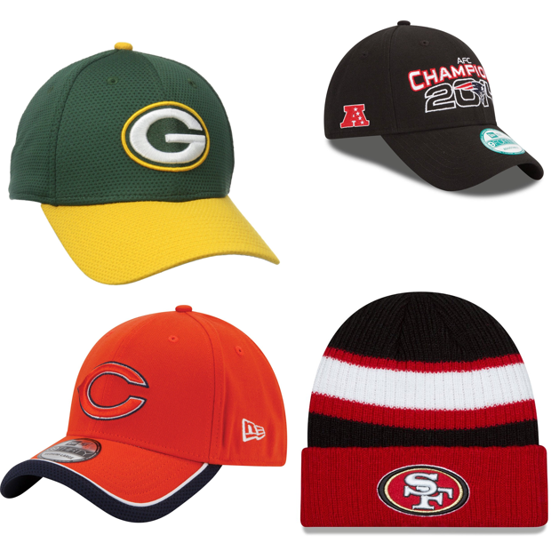 National Leagues & College Leagues Caps on Sale - Starting At $2.26!
