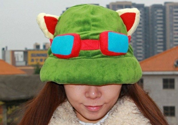 League Of Legends Hat Only $11.51 Shipped!