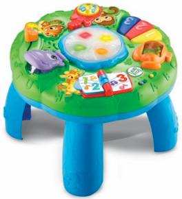 LeapFrog Animal Adventure Learning Table Just $19.99! (reg. $44.99)