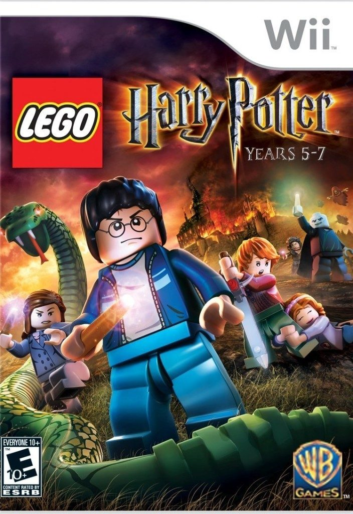 LEGO Harry Potter Game on Nintendo Wii Just $9.96! (reg. $19.99)