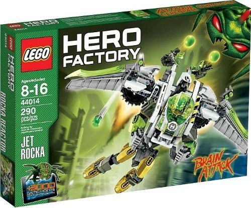 LEGO Hero Factory Jet Rocka Just $19.19 (reg. $34.99) - Best Price!