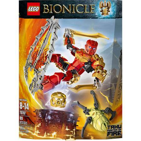 LEGO Bionicle Tahu Master of Fire Only $15.99!