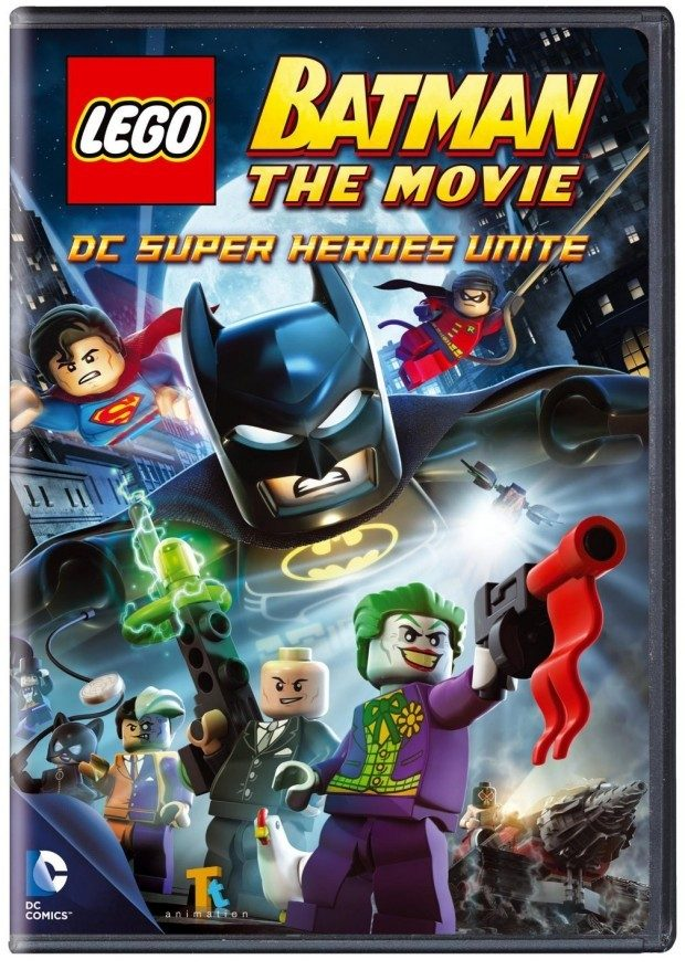 Lego Batman: The Movie - DC Super Heroes Unite Just $4.99!