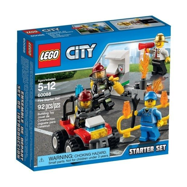 LEGO City Fire Starter Set Just $9.84!