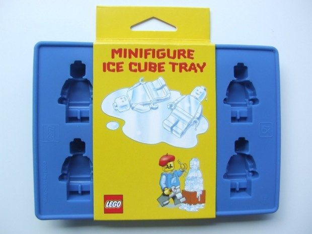 LEGO Minifigure Ice Cube Tray Only $5.97 + FREE Shipping!