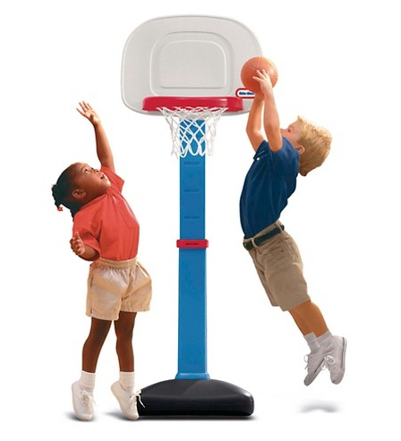 Little Tikes TotSports Easy Score Basketball Set Only $16.12 Shipped!