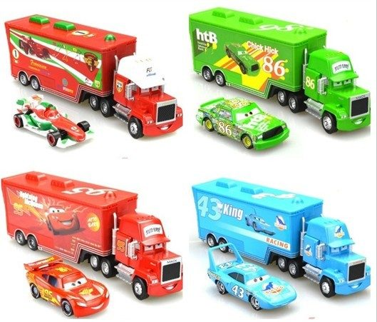 Long Haul Trucks from Cars Only $15.18! Ships FREE!