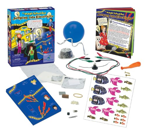 The Magic School Bus - Jumping Into Electricity Just $12 Down From $20!