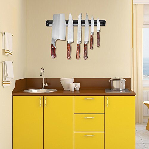 Wall Mount Magnetic Tool / Knife Rack Only $6.59 Ships FREE!