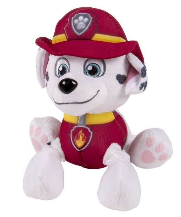 Nickelodeon, Paw Patrol - Plush Pup Pals- Marshall Just $8.99!