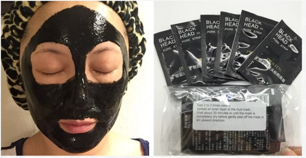 Blackhead Removal Mineral Mud Cleansing Mask 20 packs Just $10.98 Shipped!
