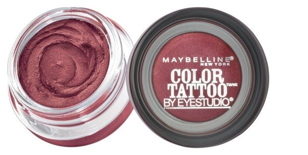 Maybelline 24 Hour Eyeshadow Pomegranate Punk Only $4.54 + FREE Shipping!