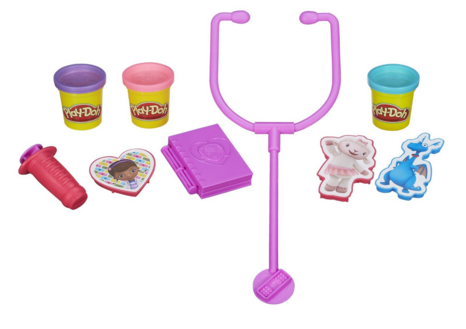 Play-Doh Doctor Kit Featuring Doc McStuffins Just $2.98 Down From $12!