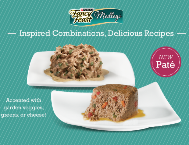 Try Fancy Feast Medleys For FREE!