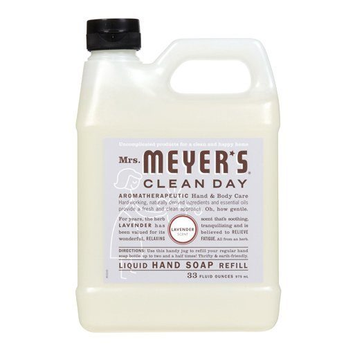 Meyers Lavender Liquid Hand Soap Refill (33 OZ) Just $11.25!