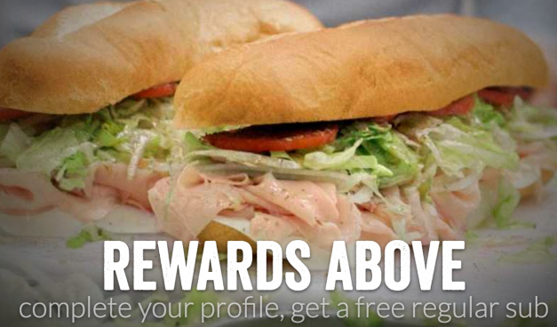 Get A FREE Regular Sub At Jersey Mike's!