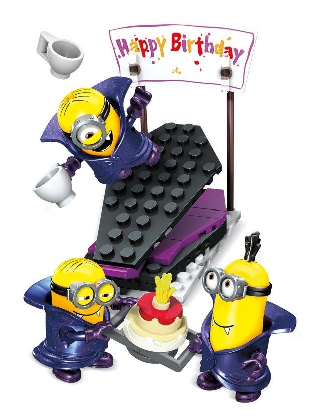 Mega Bloks Minions Vampire Surprise Pack Only $3.99! (Reg. $15!)
