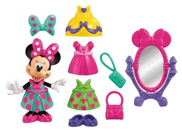 Fisher-Price Disney's Minnie Mouse Ball Gala Playset Just $9.99! (Reg. $15!)