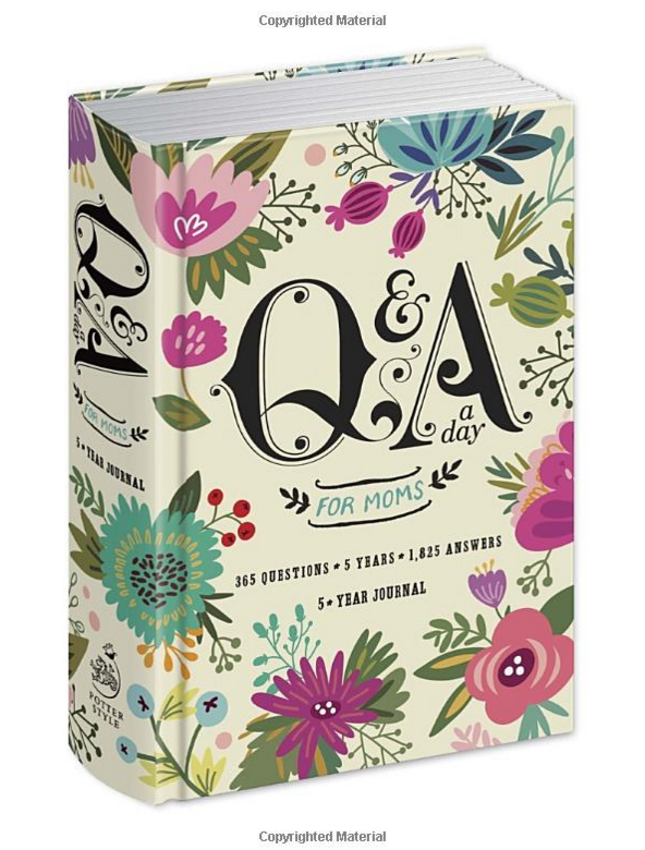 Q&A A Day For Moms: A 5-Year Journal Just $10.67!  (Reg. $17)