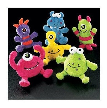 Fun Express Monsters Plush (1 Dozen) Only $13.99!  Orig. $20!