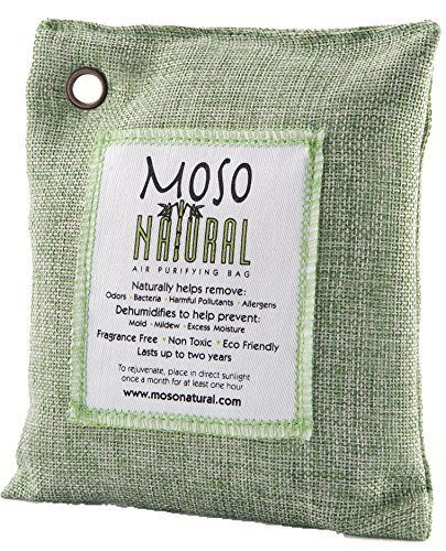 Moso Natural Air Purifying Bag Was $15 Now Just $10.75!