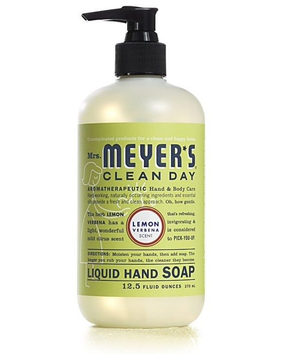 Mrs. Meyer's Liquid Hand Soap 3 Pack Only $8.62!