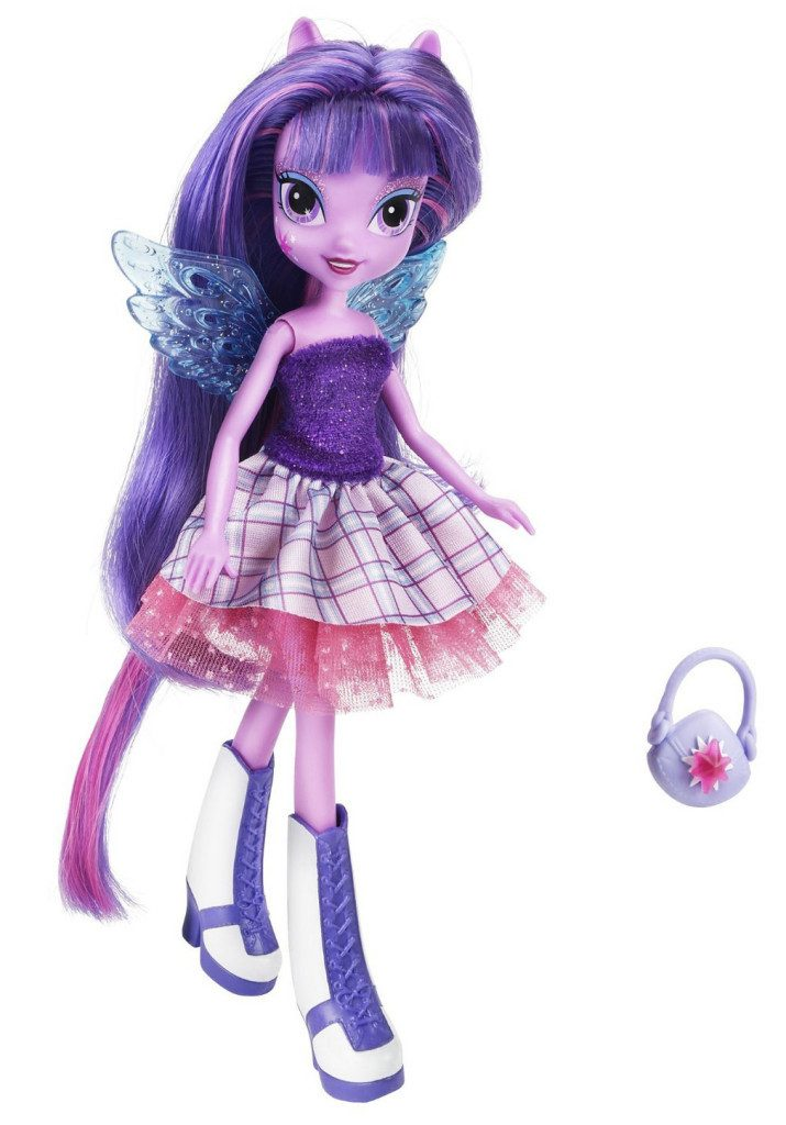 My Little Pony Equestria Girls Twilight Sparkle Doll Just $7.49!