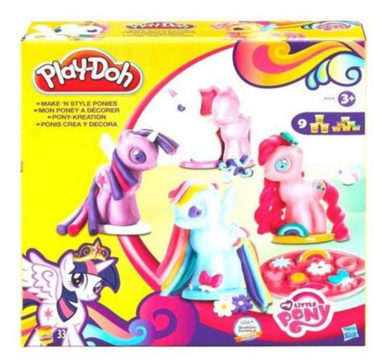 Play-Doh My Little Pony Make 'N Style Ponies Just $9 Down From $11!