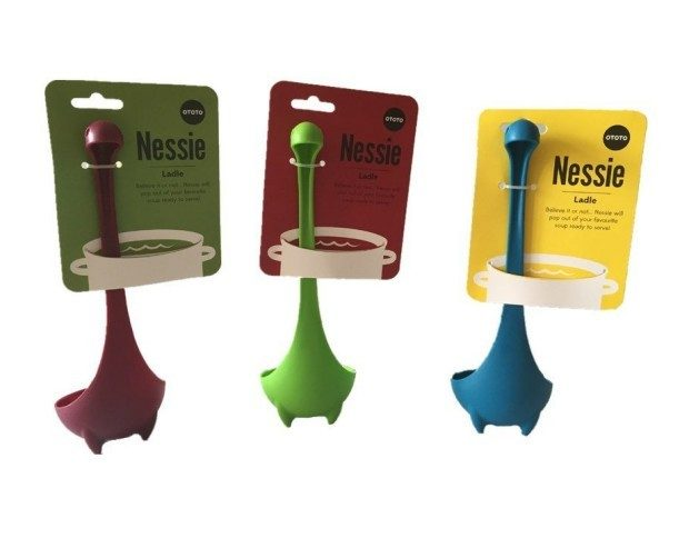 Set of 3 Nessie Ladles Only $7.50!