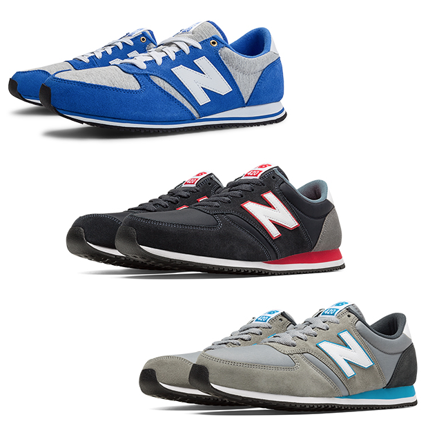New Balance Retro Styles Only $34.99! (50% Off!)
