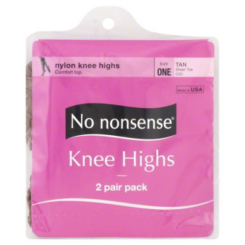 No Nonsense Knee Highs Just $0.74 at Rite Aid!
