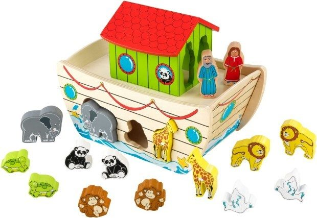 KidKraft Noah's Ark Shape Sorter Just $23.50! Down From $40!