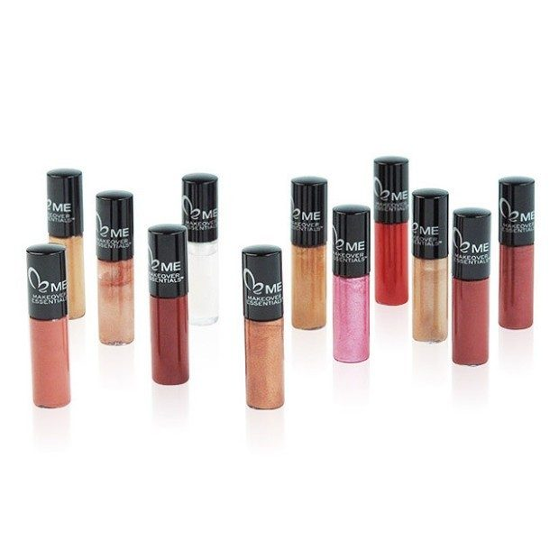 12-Piece Set: Sophisticated Shimmering Lip Glosses Only $11 Shipped!