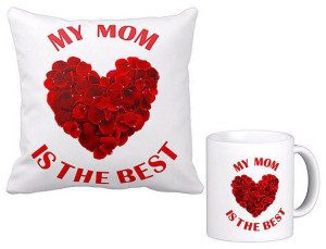 Happy Mother's Day Pillow And Mug Set Only $22 Shipped!