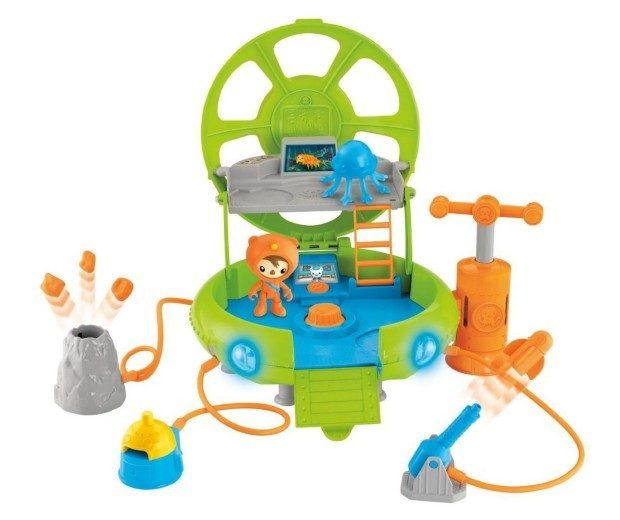 Fisher-Price Octonauts Deep Sea Octo-Lab Just $22.77!