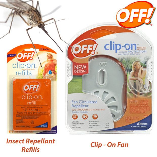 OFF! Clip-On Fan Only $2.49 Plus FREE Shipping!