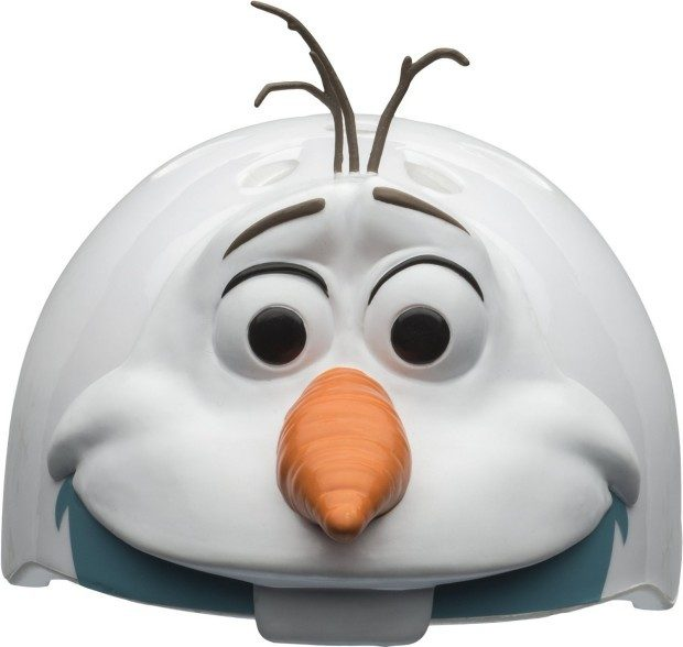 Bell Toddler 3D Olaf Helmet Just $6.06! (Reg. $25)