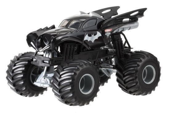 Hot Wheels Monster Jam Batman Die-Cast Vehicle Only $9.97 (Was $20)