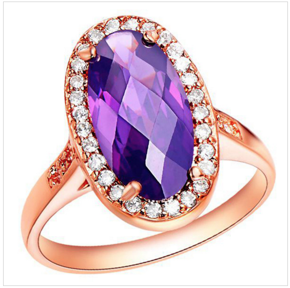 Oval Ring Just $8.02! Ships FREE!