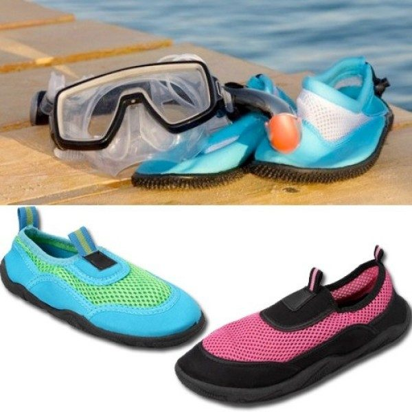 Ladies Chatties Slip On Water Aqua Shoes Only $9.99 Plus FREE Shipping!