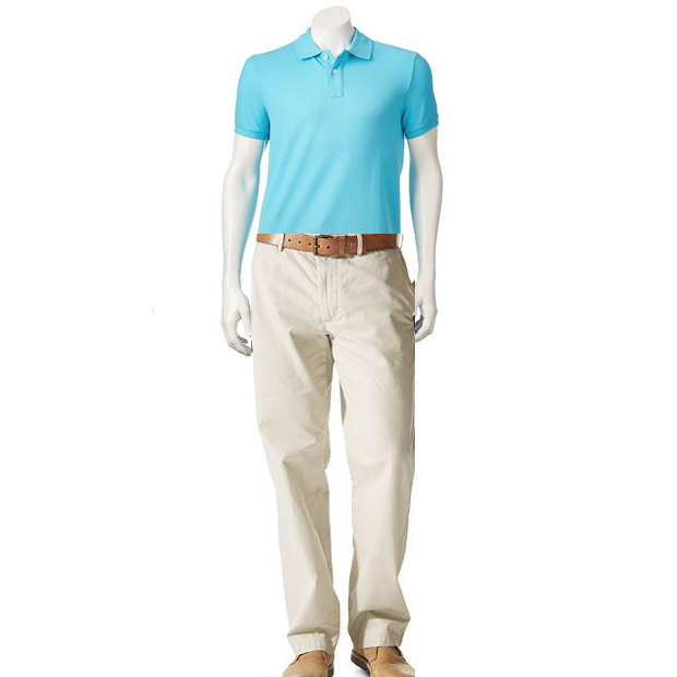 Men's Dockers And Polo Only $23.19!