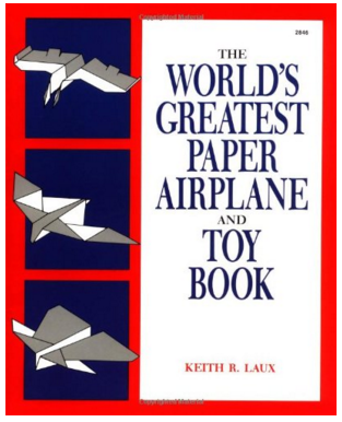 The World's Greatest Paper Airplane And Toy Book Just $8.06 Down From $16!