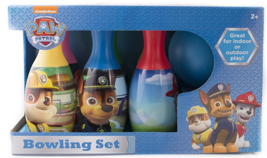 Paw Patrol Bowling Set Just $10 Down From $15!