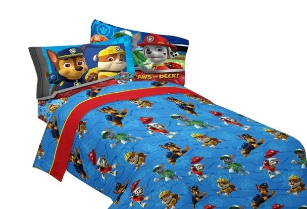Paw Patrol Ruff Ruff Rescue Twin Sheet Set Only $22.60!  (Reg. $50)