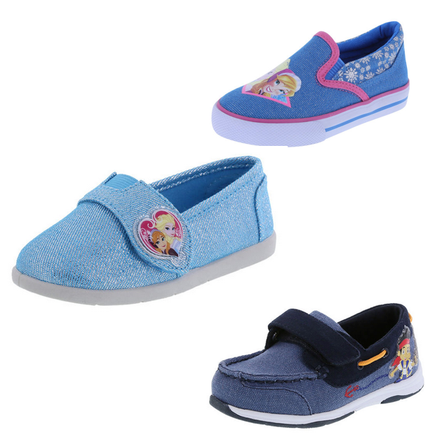Disney Kids Shoes As Low As $8 At Payless!