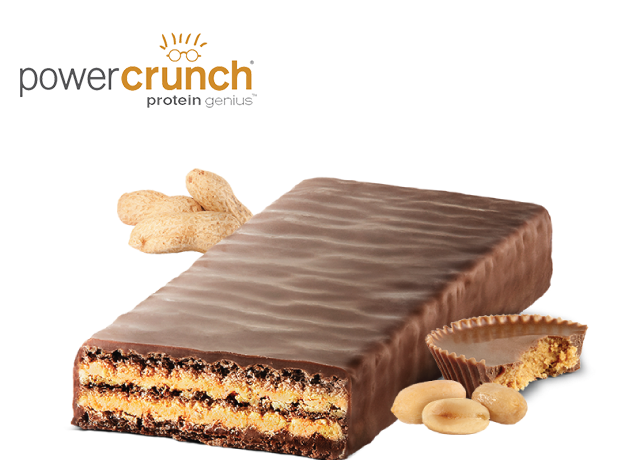 FREE PowerCrunch Protein Bar Sample!