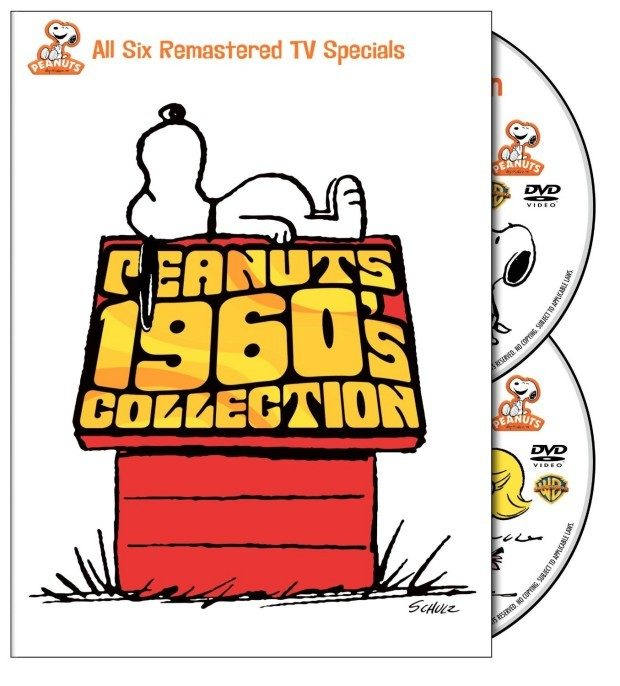 Peanuts 1960's Specials Collection Only $9.96!