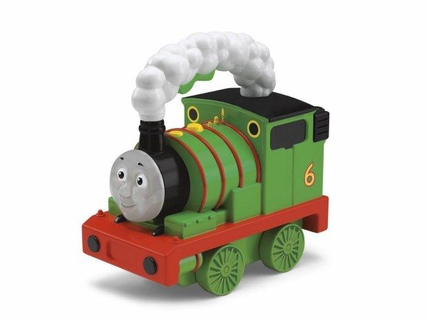 Thomas the Train: Preschool Light-Up Talking Percy Just $5.20! (Reg. $17!)